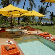 薩羅瓦白沙海灘度假Spa飯店