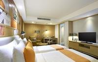 Suite, 1 Bedroom (Twin)