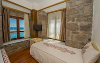 Standard Room, 1 Double Bed with Sofa bed, Sea View