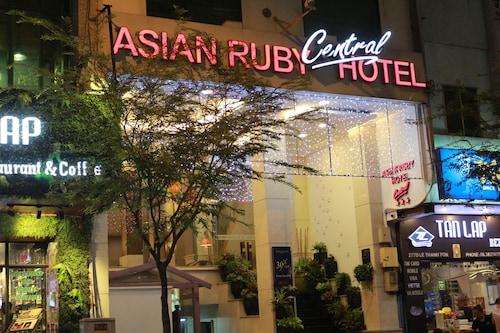 亞洲紅寶石中央飯店