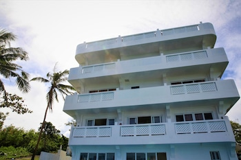Flora East Resort and Spa Boracay Exterior detail