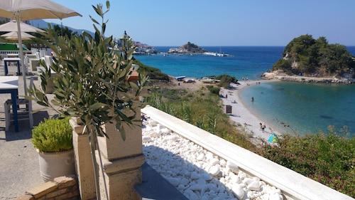 海灘日出飯店