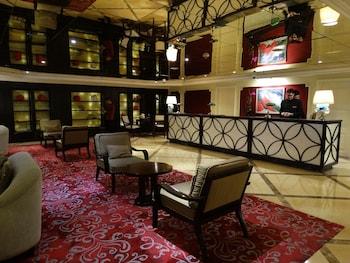 Maximz Tower Hotel Pasay Reception