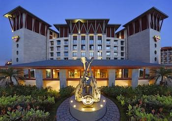 聖淘沙名勝世界硬石飯店