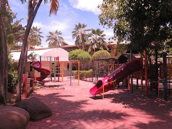 The Ritz Hotel at Garden Oases Davao Childrens Play Area - Outdoor