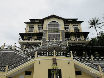 The Manor at Puerto Galera Hotel Front