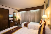 Deluxe Twin Room, City View