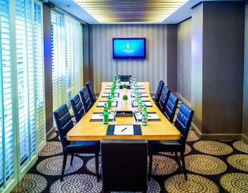 The Bayleaf Intramuros Meeting Facility