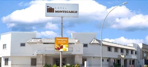 華雷斯城蒙特卡羅飯店