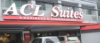 ACL Suites Quezon City Hotel Front