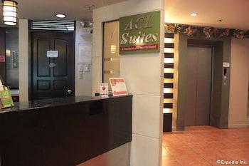 ACL Suites Quezon City Reception
