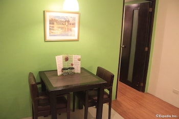 ACL Suites Quezon City In-Room Dining