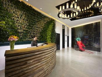 香港木的地酒店