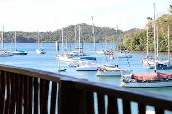 Badladz Dive Resort Puerto Galera Beach/Ocean View
