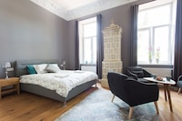 Superior Apartment, 2 Double Beds, Mezzanine