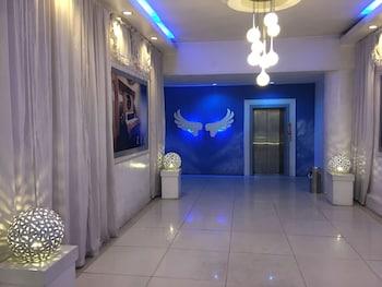 Hotel Paradis Manila Interior Entrance