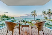 Villa, 3 Bedrooms, Beachfront