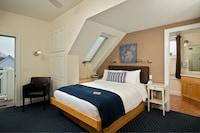 One Queen Bed (Room 3)