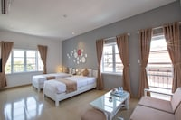 Alba Executive Double Room, City View