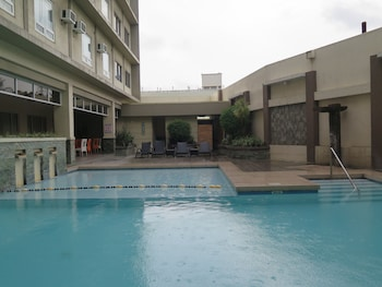 Circle Inn Bacolod Outdoor Pool