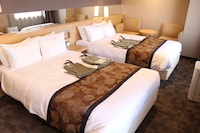 Deluxe Twin Room, Non Smoking (2 beds for 3 people)