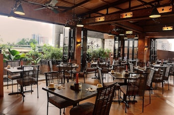 Pearl Lane Hotel Manila Restaurant
