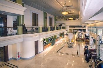 The Royal Mandaya Hotel Davao Lobby