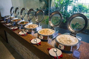 The Royal Mandaya Hotel Davao Buffet
