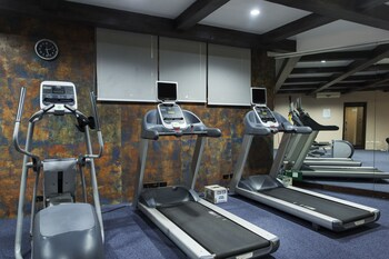 The Bellevue Resort Bohol Fitness Facility