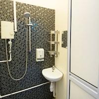 Superior Triple (Window)-Shared Bathroom