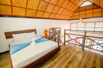 The Club Ten Beach Resort Boracay Guestroom