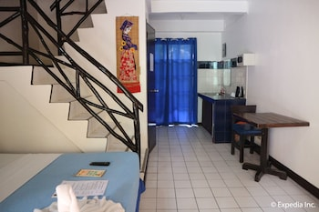 The Club Ten Beach Resort Boracay Staircase