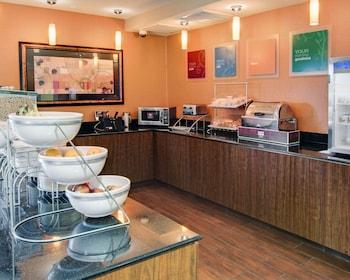 Comfort Suites - Texarkana, AR 71854 - Breakfast Area