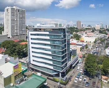 Best Western Plus Lex Cebu Aerial View