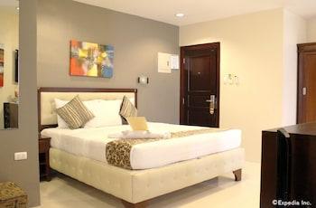 Devera Hotel Angeles Guestroom
