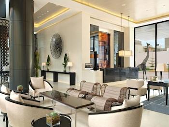 Seda BGC Lobby Sitting Area