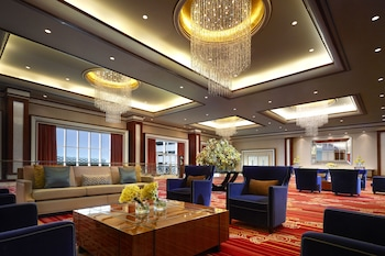 Solaire Hotel Manila Hotel Interior