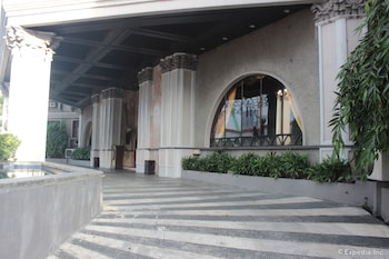 New Camelot Hotel Quezon City Property Grounds