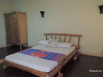 Moalboal Beach Resort Guestroom