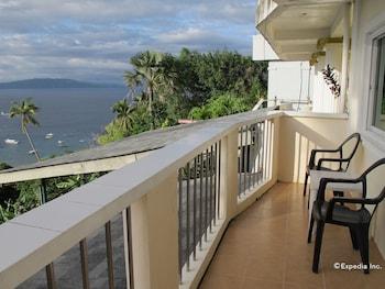 Dream Hill Condos Puerto Galera Balcony
