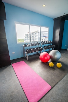 Best Western Sand Bar Resort Cebu Fitness Studio