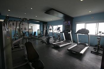Best Western Sand Bar Resort Cebu Gym