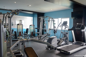 Best Western Sand Bar Resort Cebu Gym