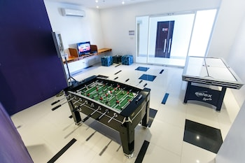 Best Western Sand Bar Resort Cebu Game Room