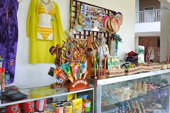 Best Western Sand Bar Resort Cebu Gift Shop