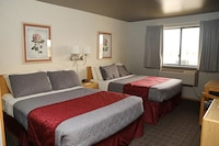 Room, 2 Double Beds, Smoking (Pet Friendly)