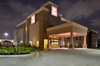 Hotels of Comfort Suites chain