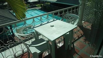 Wild Orchid Resort Subic Balcony
