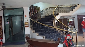 Wild Orchid Resort Subic Staircase