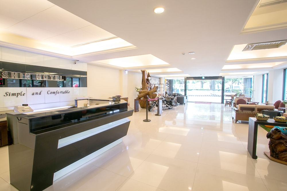 Huang Shin Business Hotel - ZhongGung Branch